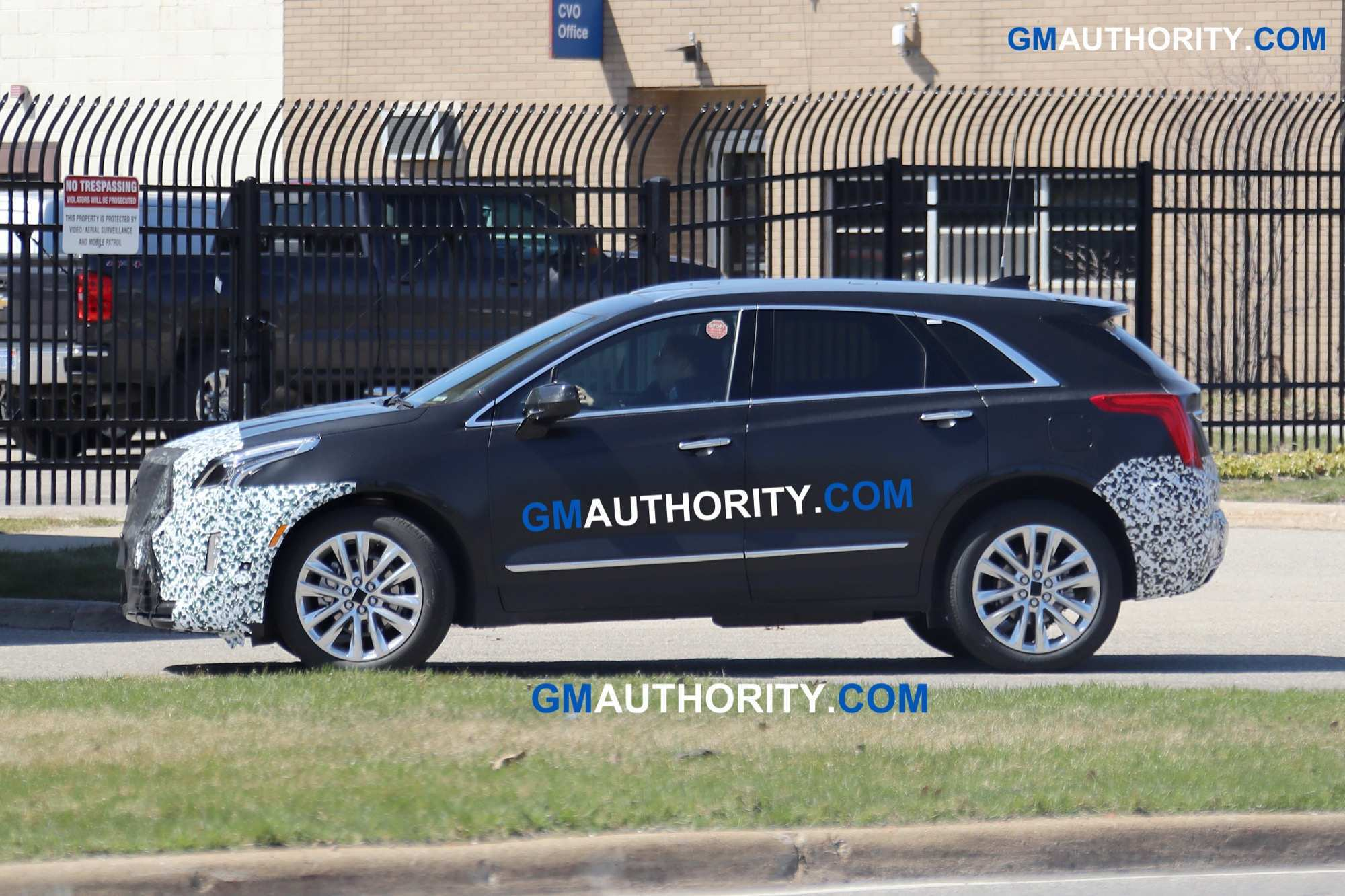 54 New 2020 Spy Shots Cadillac Xt5 Release Date And Concept