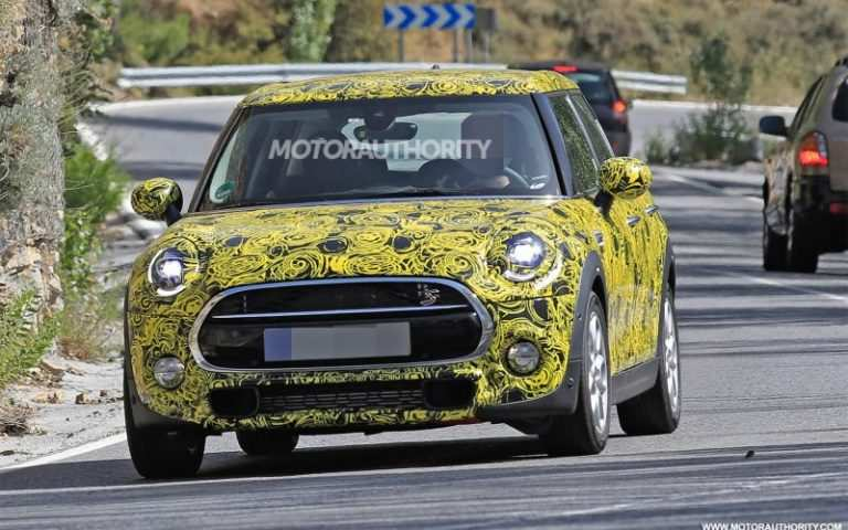 54 New 2020 Spy Shots Mini Countryman Overview