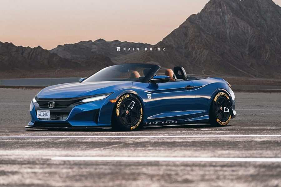 54 New 2020 The Honda S2000 Rumors