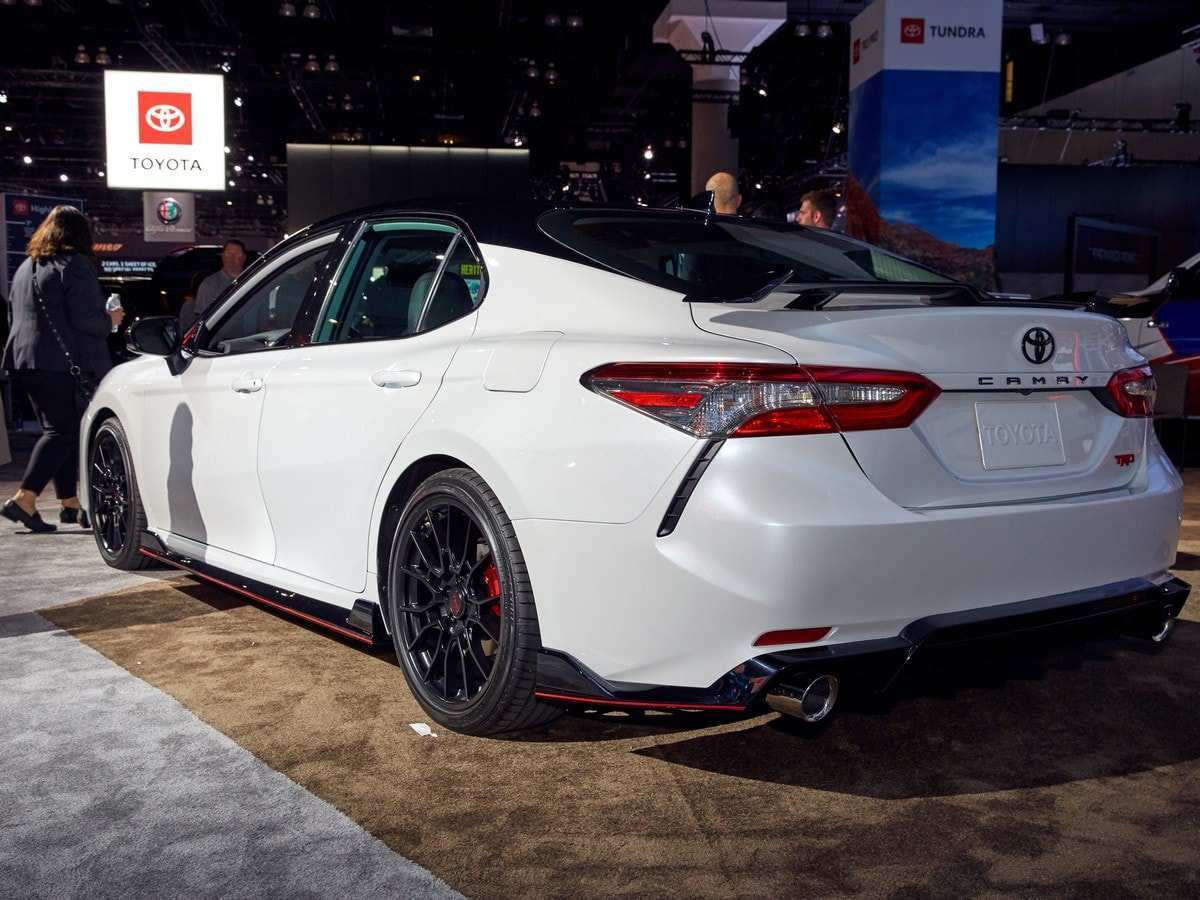 54 New 2020 Toyota Camry Xse Redesign And Review