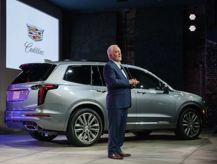 54 New Cadillac Midsize Suv 2020 Redesign