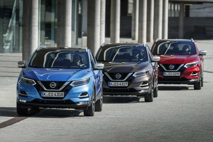 54 New Nissan Qashqai 2019 First Drive