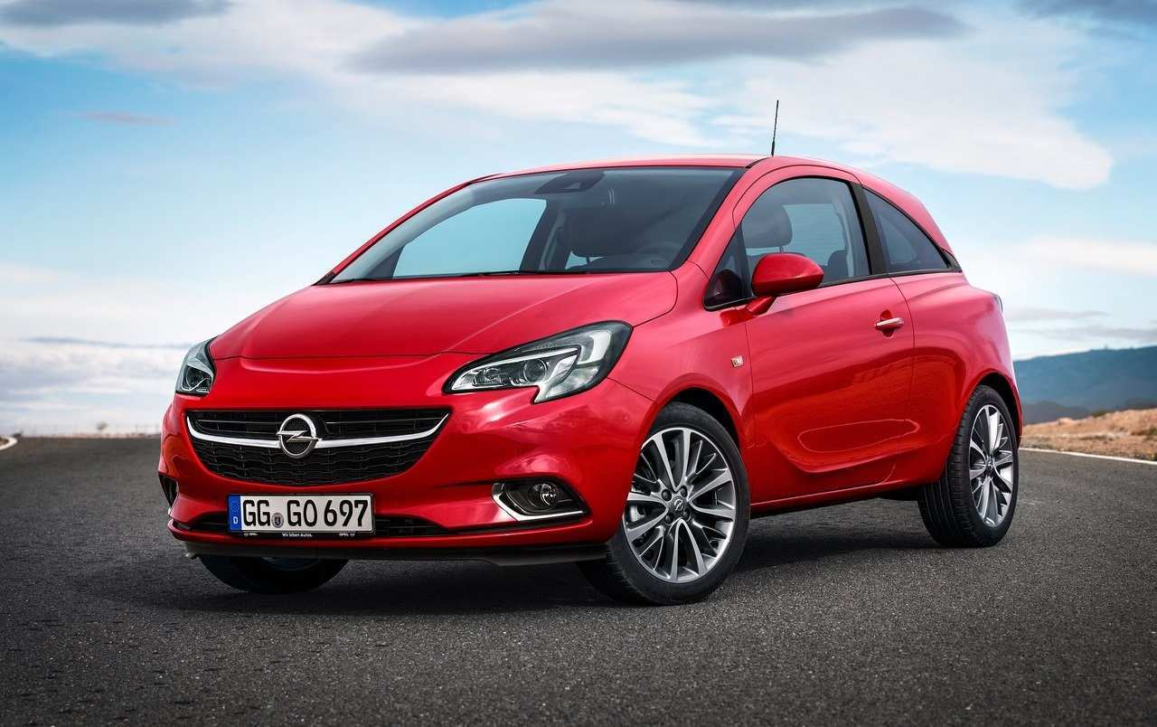 54 New Opel Corsa Electrico 2020 Spesification