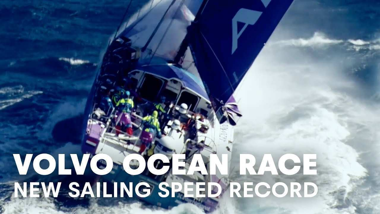 54 New Volvo Ocean Race 2019 Performance