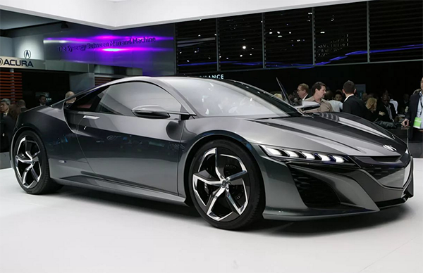 54 The 2019 Acura Nsx Type R New Model And Performance