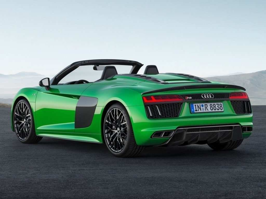 54 The 2019 Audi R8 V10 Spyder Configurations