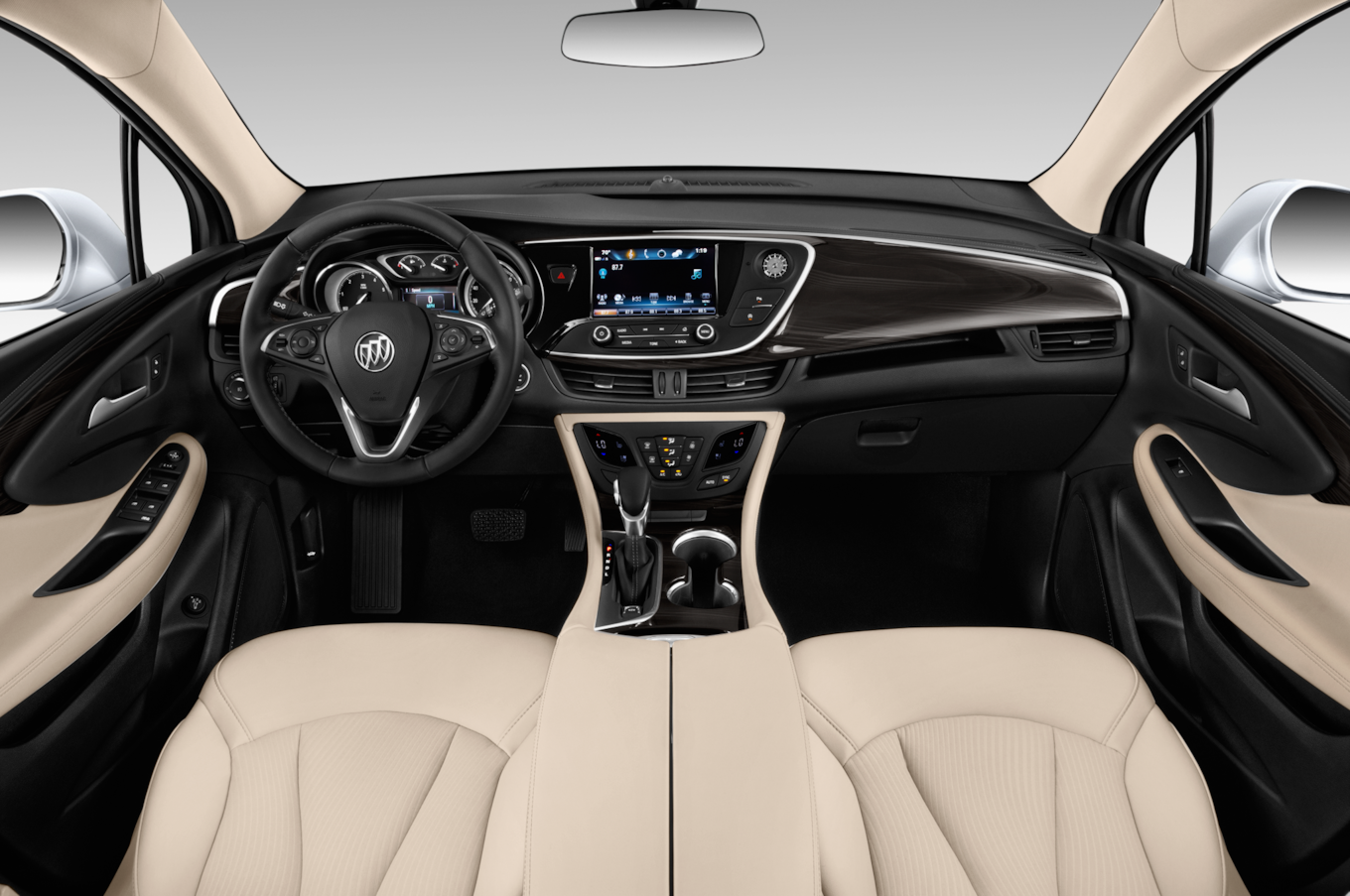 54 The 2019 Buick Envision Pictures