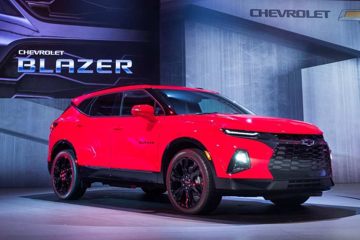 54 The 2019 Chevrolet Blazer K 5 Performance And New Engine
