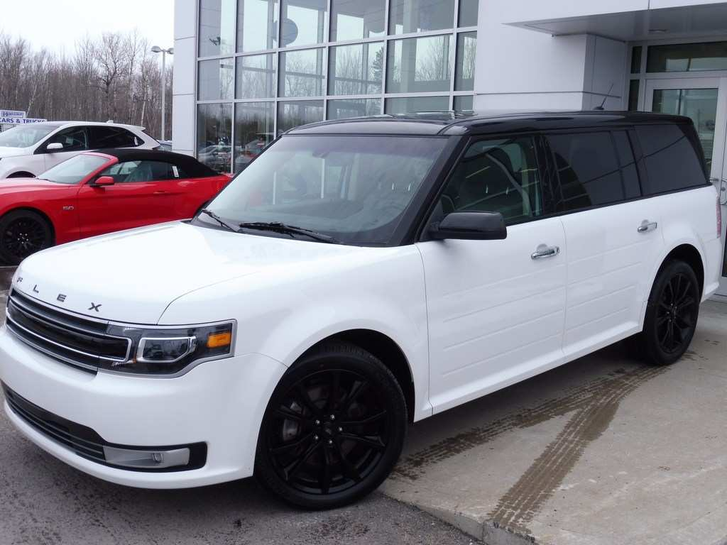 54 The 2019 Ford Flex S Configurations