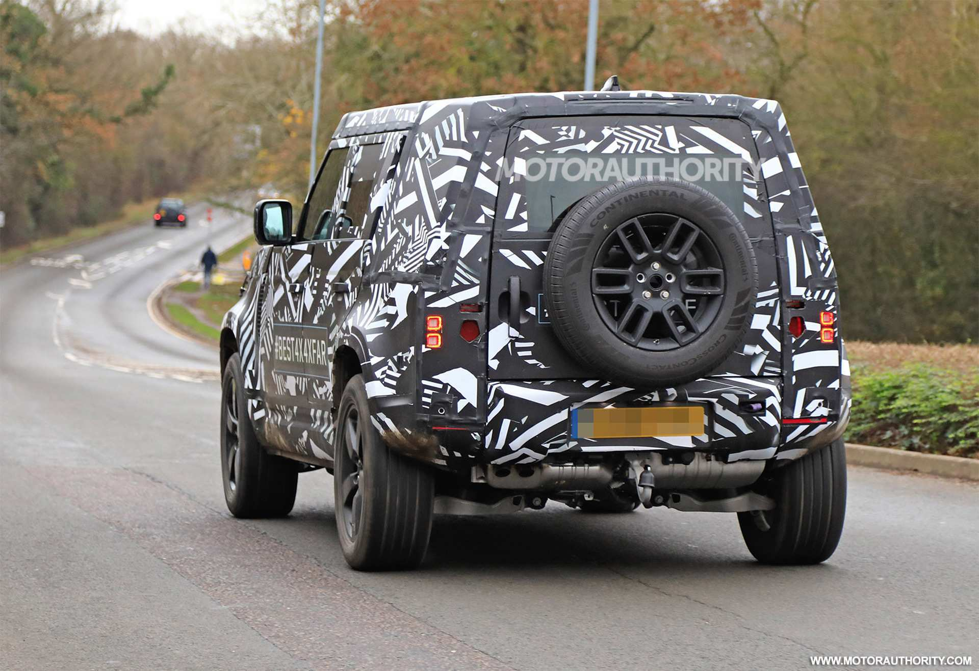 54 The 2019 Land Rover Defender New Model And Performance
