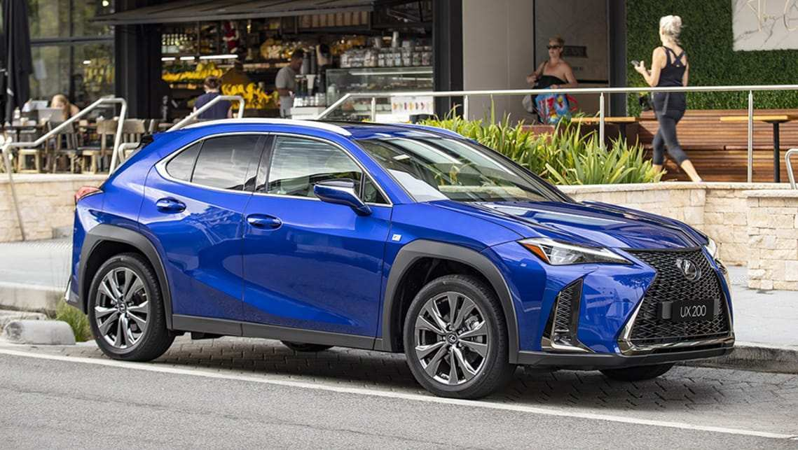 54 The 2019 Lexus Ux Release Date Review