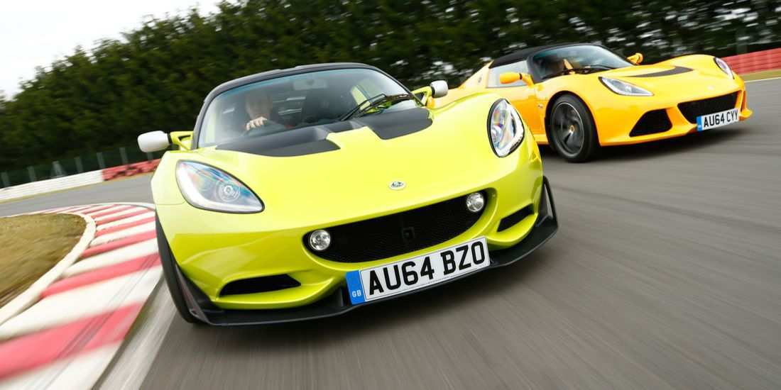 54 The 2019 Lotus Elises Prices