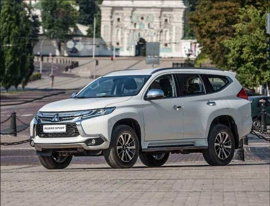 54 The 2019 Mitsubishi Montero Sport Redesign