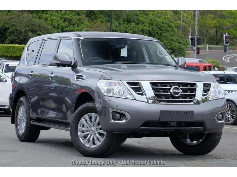 54 The 2019 Nissan Patrol Style