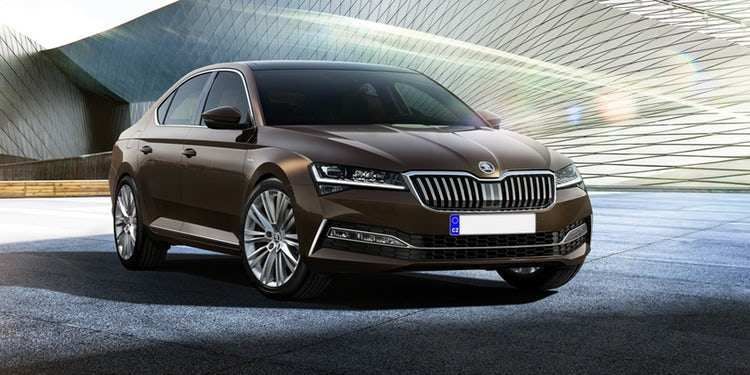 54 The 2019 Skoda Octavia Interior