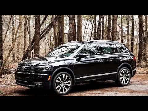 54 The 2019 VW Tiguan Redesign And Review