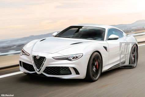 54 The 2020 Alfa Romeo Giulia Spesification