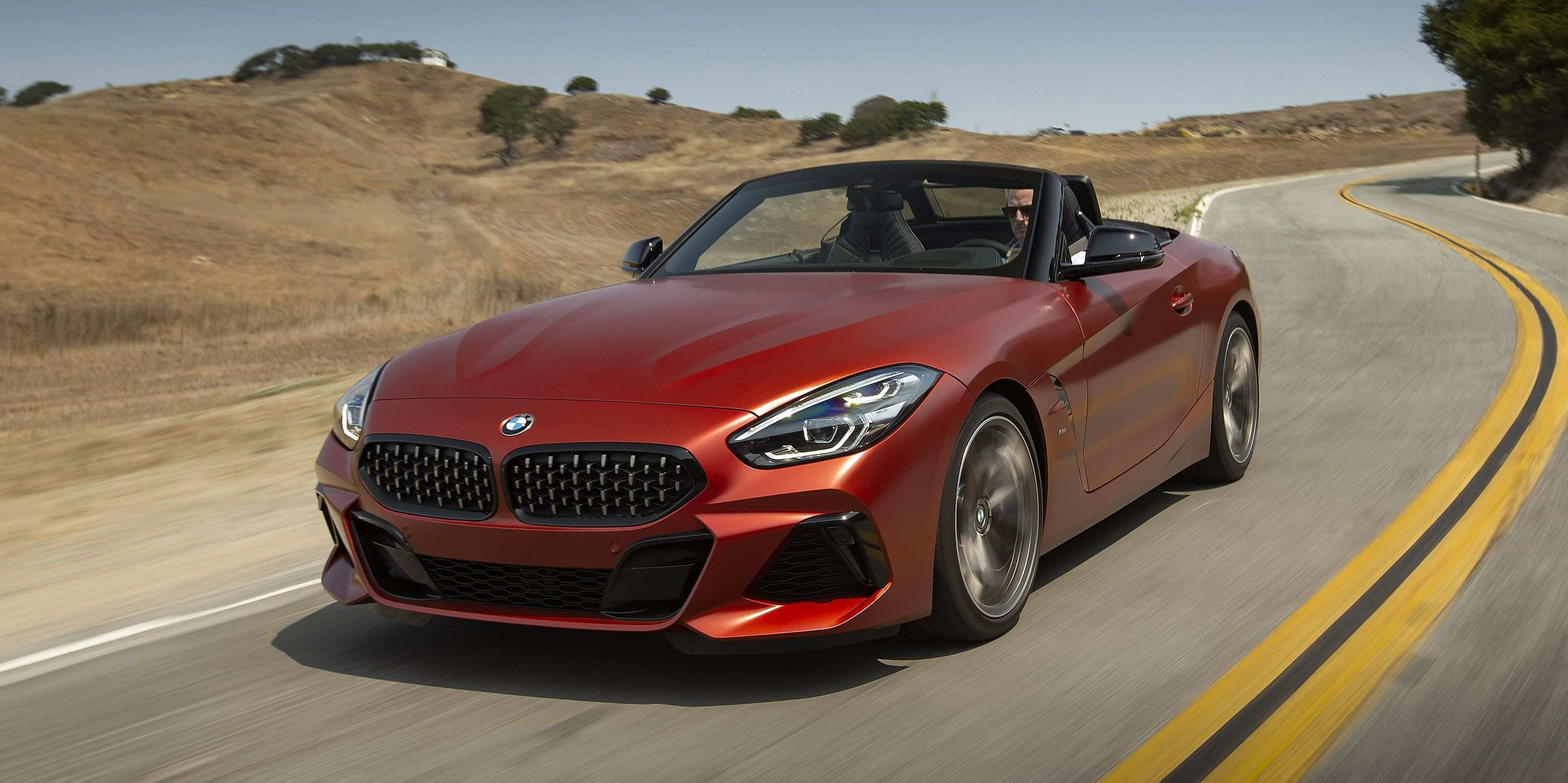 54 The 2020 BMW Z4 M Roadster Review