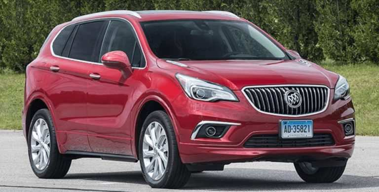 54 The 2020 Buick Envision Pricing