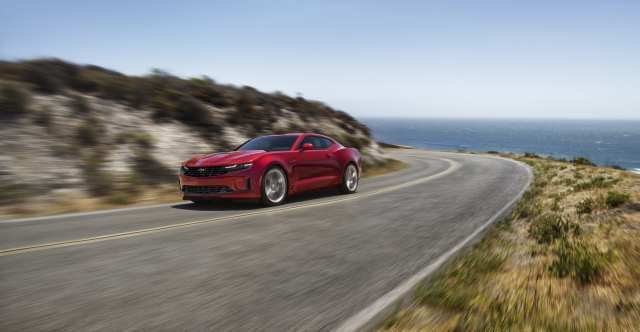 54 The 2020 Camaro Ss Specs And Review