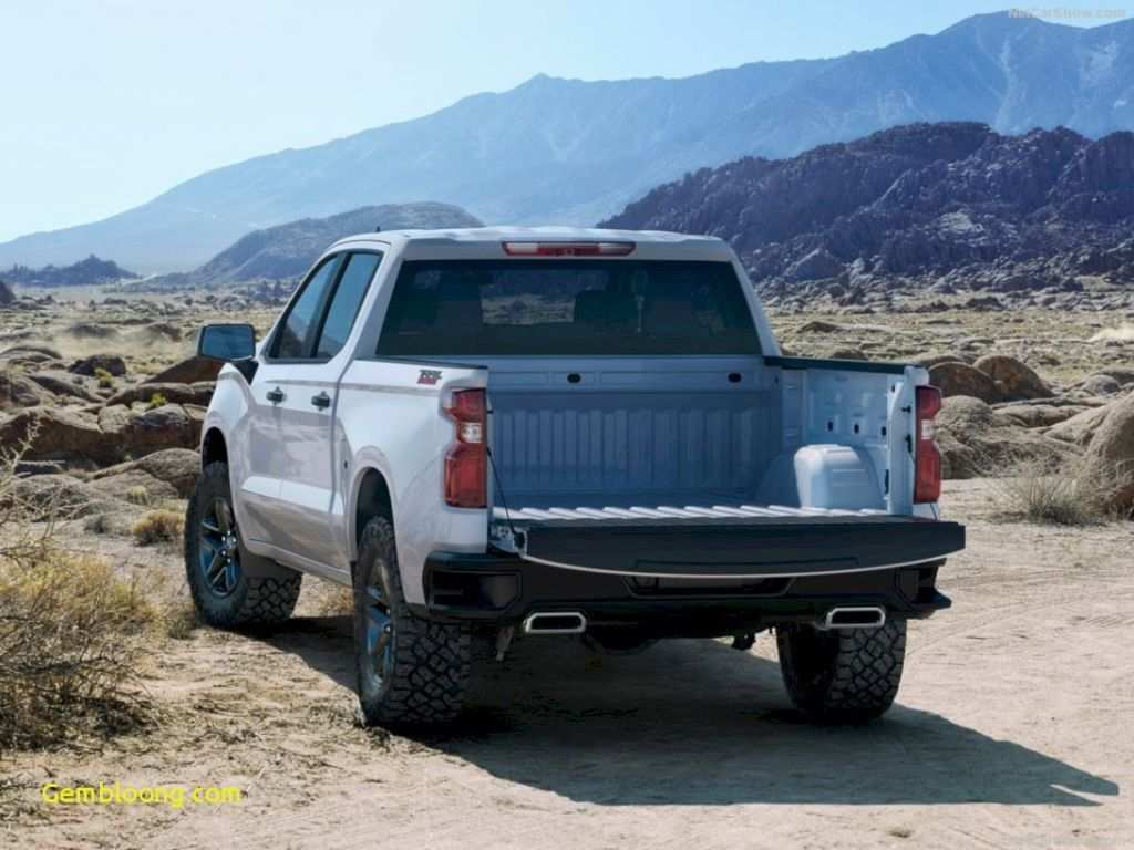 54 The 2020 Chevrolet Colorado Z72 Ratings