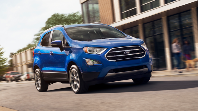 54 The 2020 Ford Ecosport Review