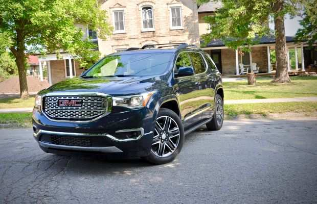 54 The 2020 GMC Acadia Performance And New Engine