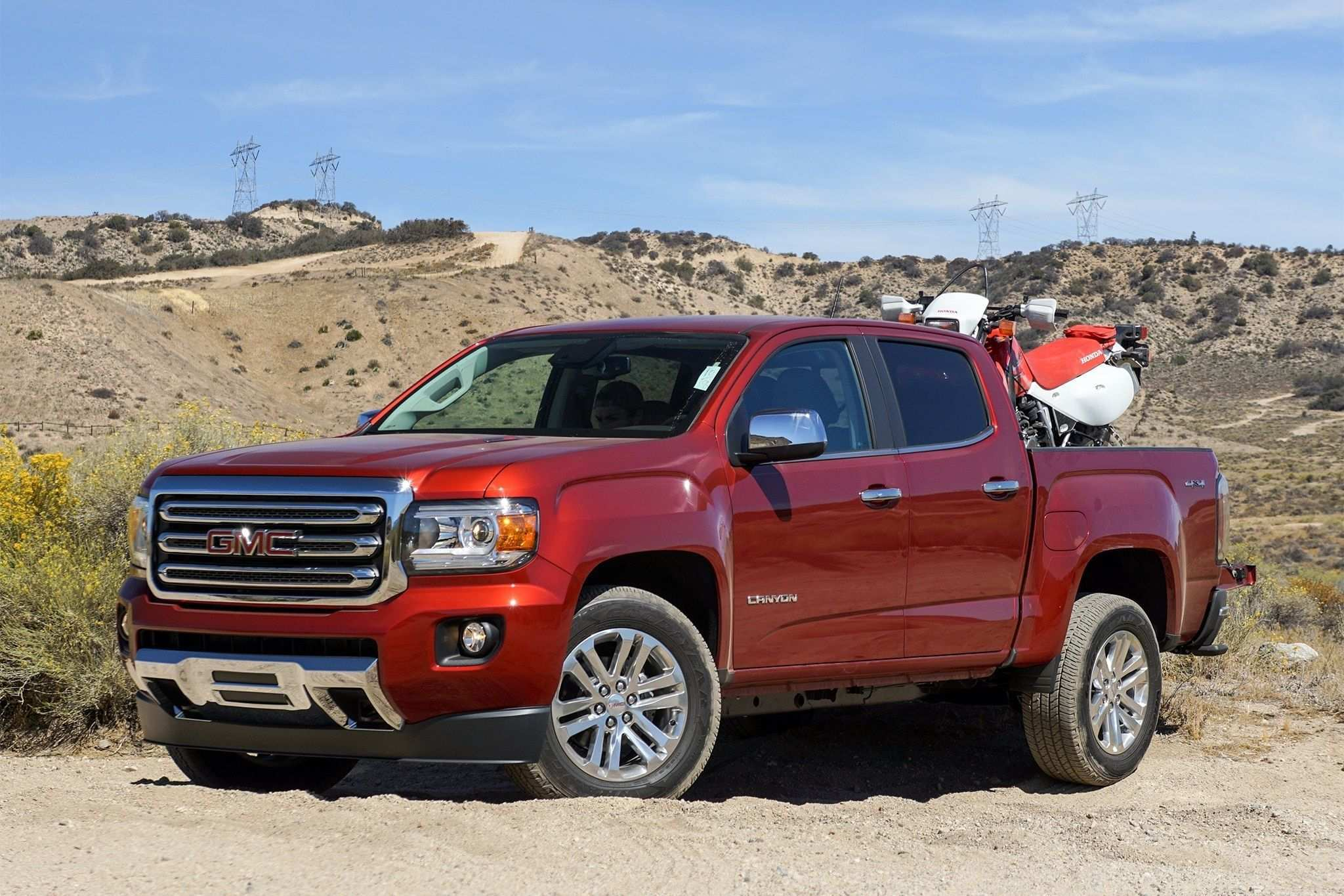 54 The 2020 Gmc Canyon Diesel Price Design And Review