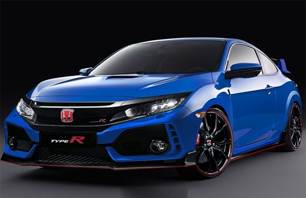54 The 2020 Honda Civic Type R Concept And Review