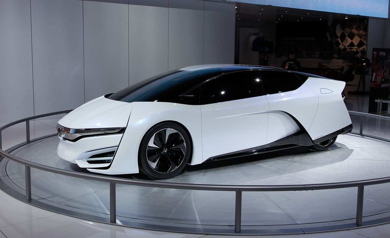 54 The 2020 Honda Fcev New Model And Performance