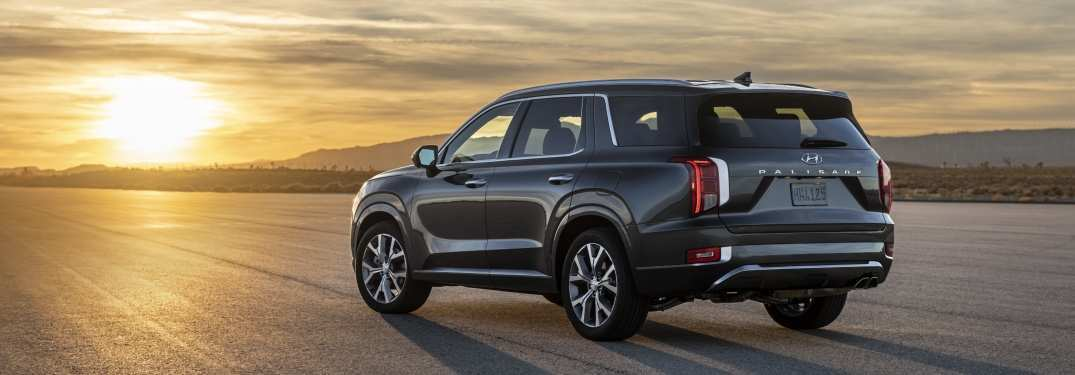 54 The 2020 Hyundai Palisade Release Date New Concept