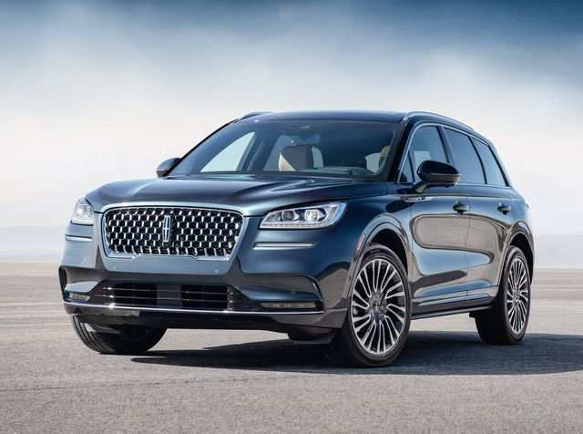 54 The 2020 Lincoln MKS Performance