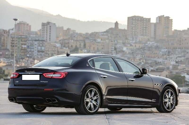 54 The 2020 Maserati Quattroportes New Review