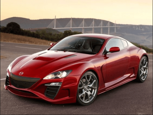 54 The 2020 Mazda RX7 First Drive
