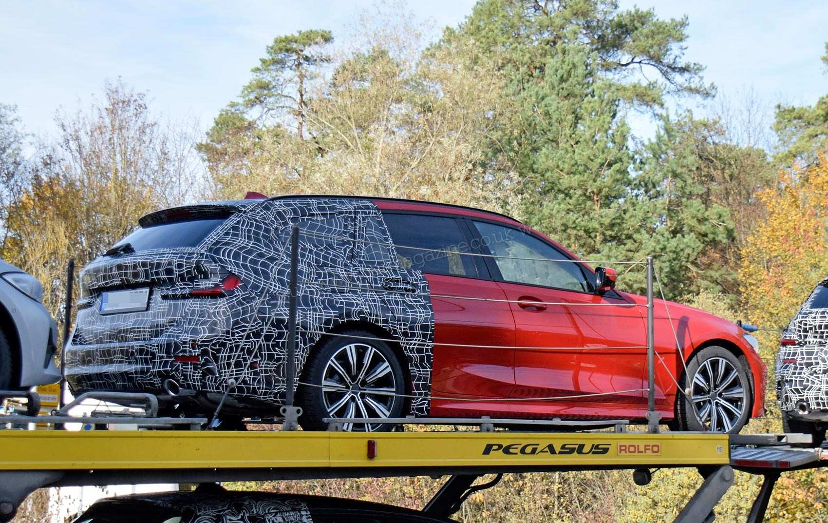 54 The 2020 Spy Shots BMW 3 Series Engine
