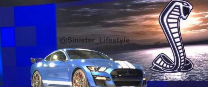 54 The 2020 The Spy Shots Ford Mustang Svt Gt 500 Exterior And Interior