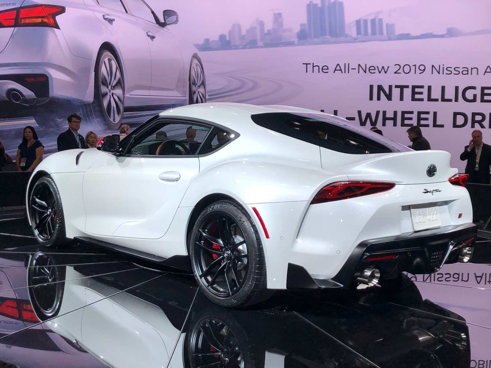 54 The 2020 Toyota Supra New Model And Performance
