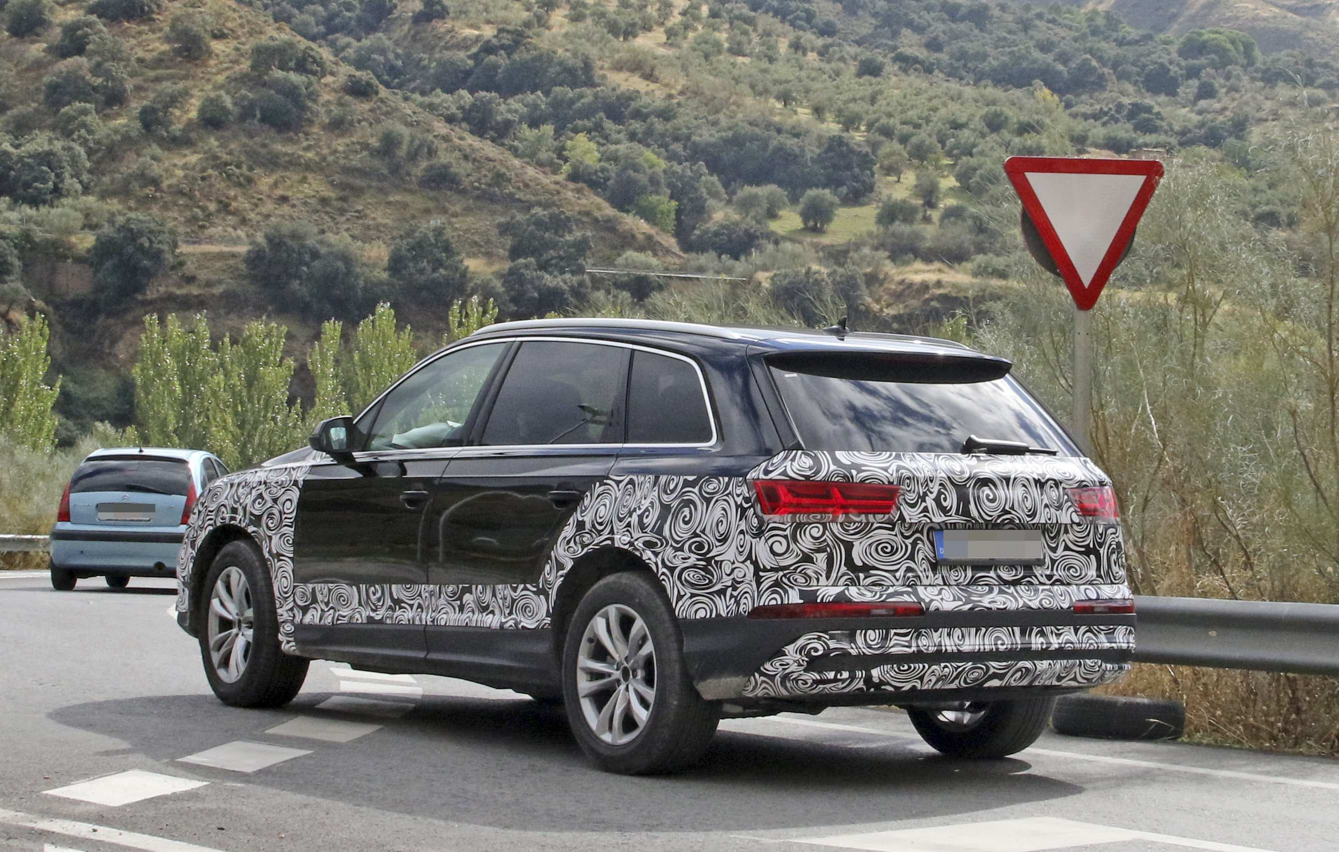 54 The Audi Q7 2020 Update Research New