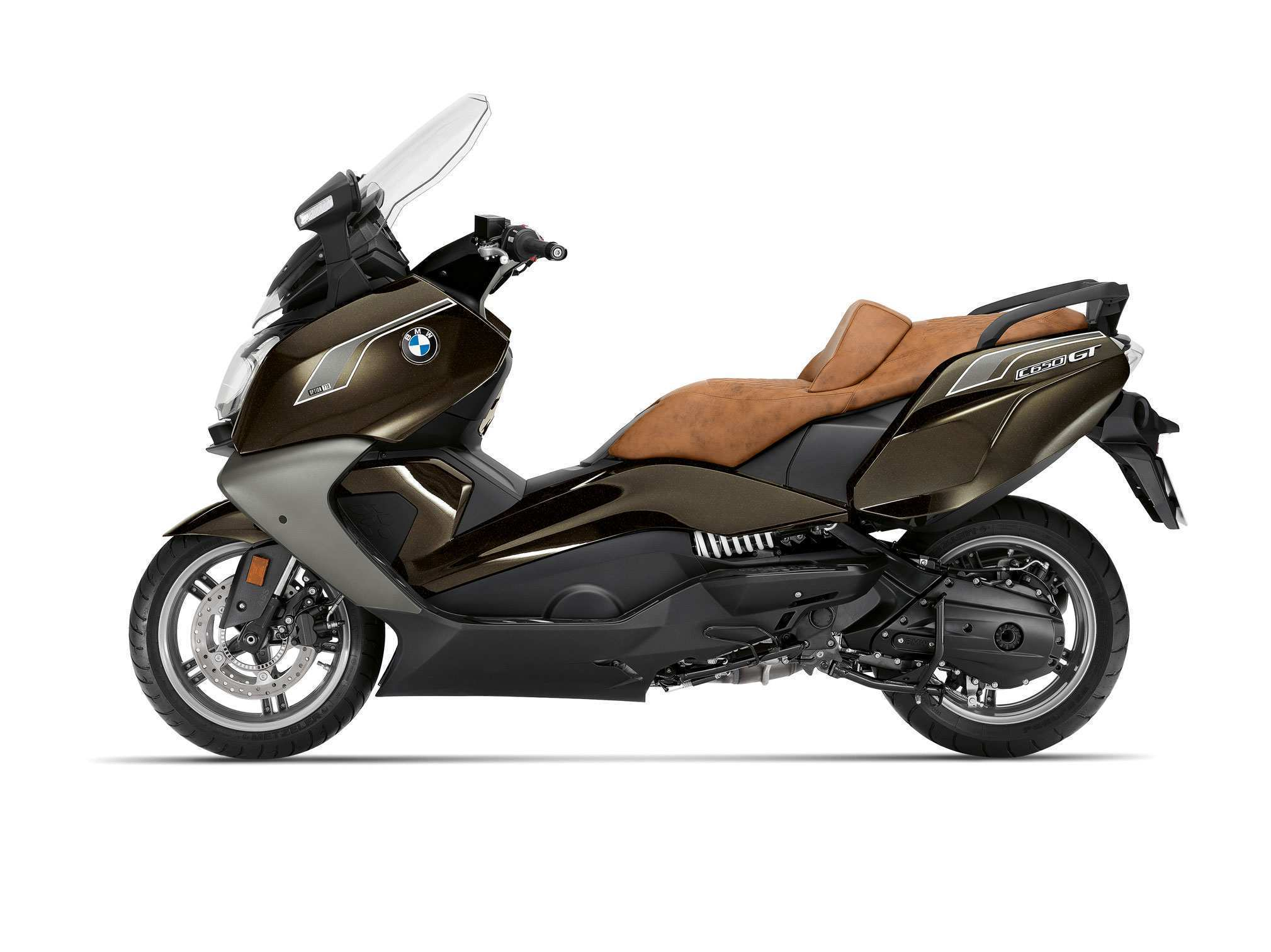 54 The BMW C650Gt 2020 Ratings