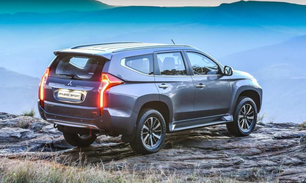 54 The Best 2019 All Mitsubishi Pajero Redesign And Concept