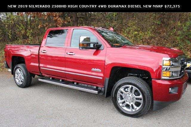 54 The Best 2019 Chevy 2500Hd Duramax Price And Release Date