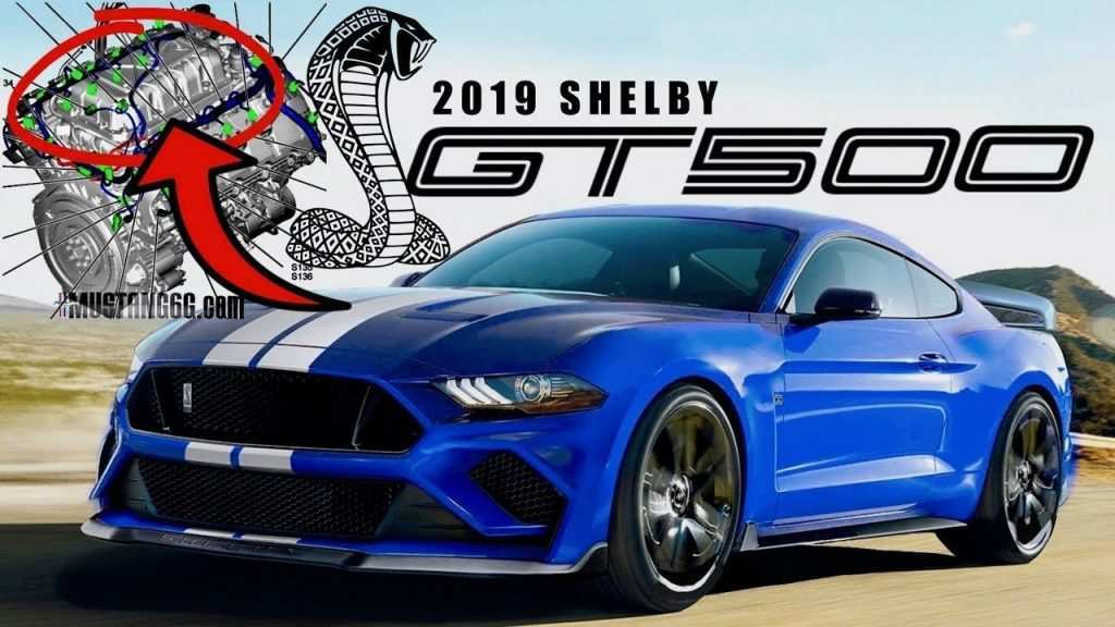 54 The Best 2019 Ford GT500 Picture