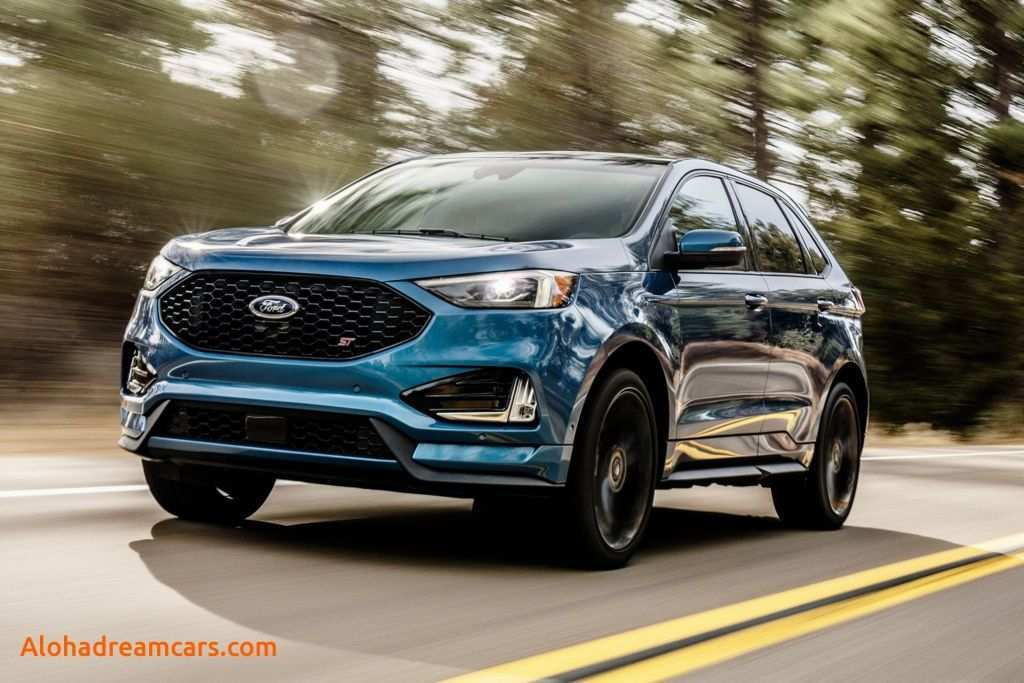 54 The Best 2019 Ford Taurus Spy First Drive