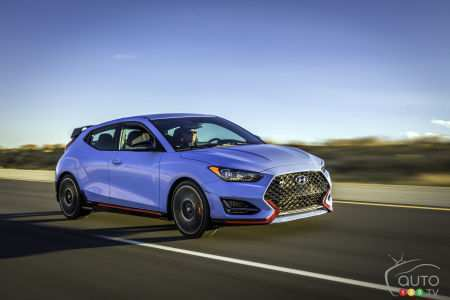 54 The Best 2019 Hyundai Veloster Turbo New Model And Performance