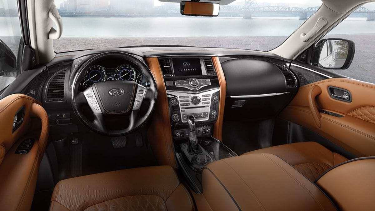 54 The Best 2019 Infiniti Interior Price And Release Date
