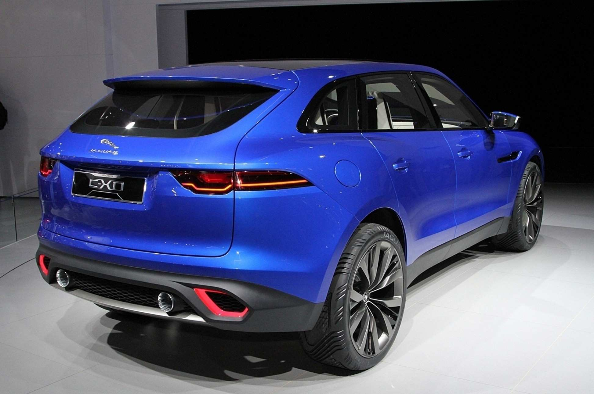 54 The Best 2019 Jaguar C X17 Crossover Performance And New Engine