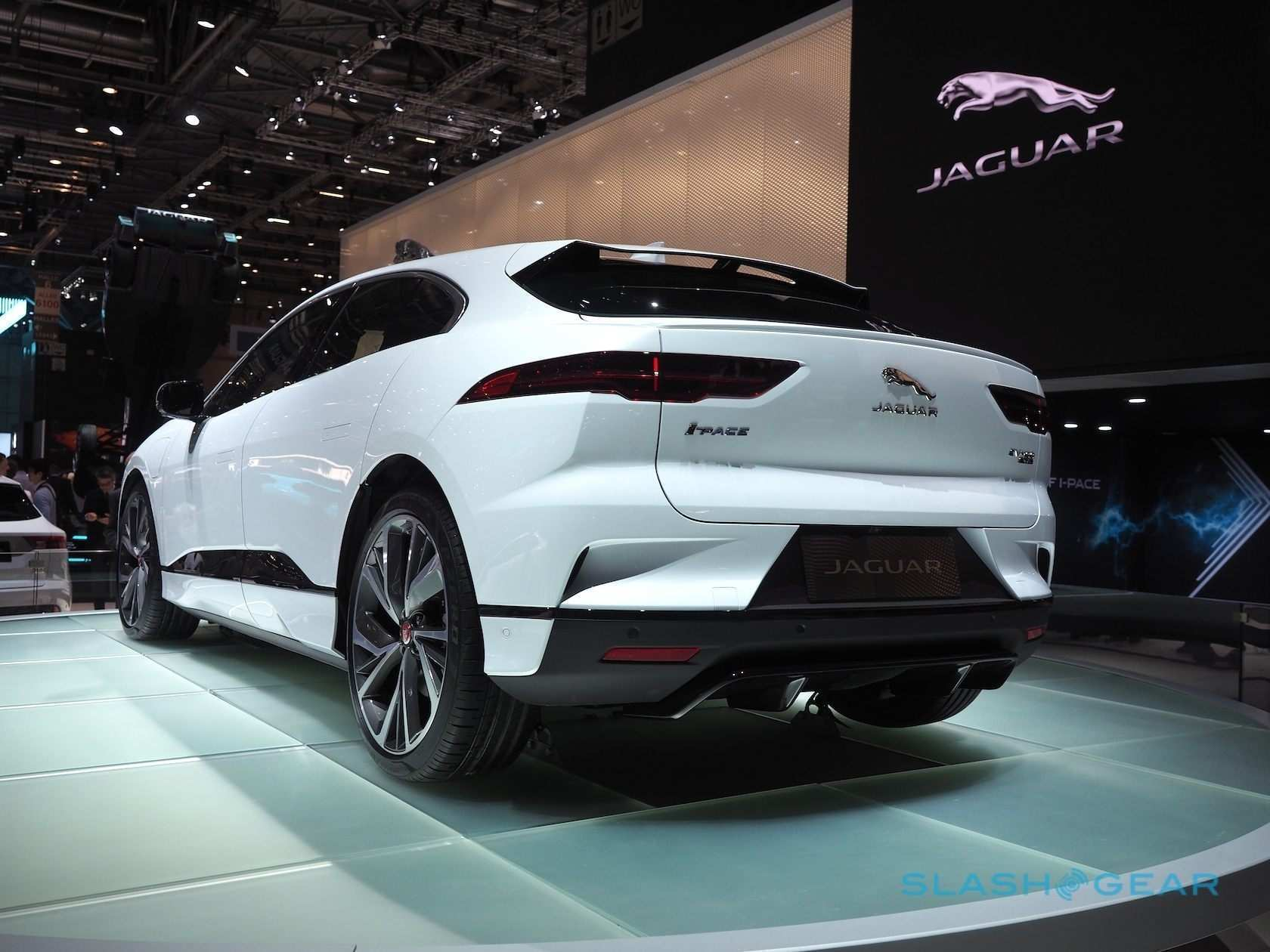 54 The Best 2019 Jaguar I Pace Release Date Redesign And Review