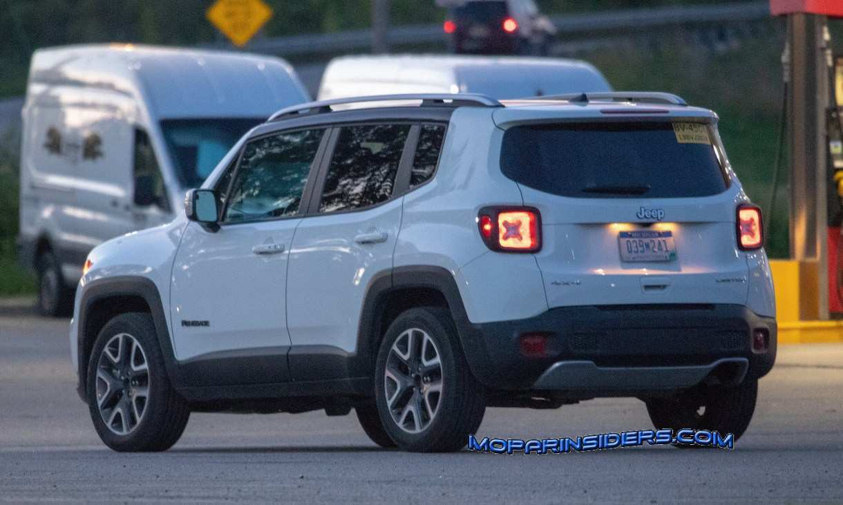 54 The Best 2019 Jeep Renegade First Drive