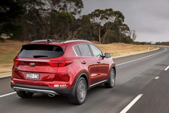 54 The Best 2019 KIA SportageSpy Shots New Model And Performance