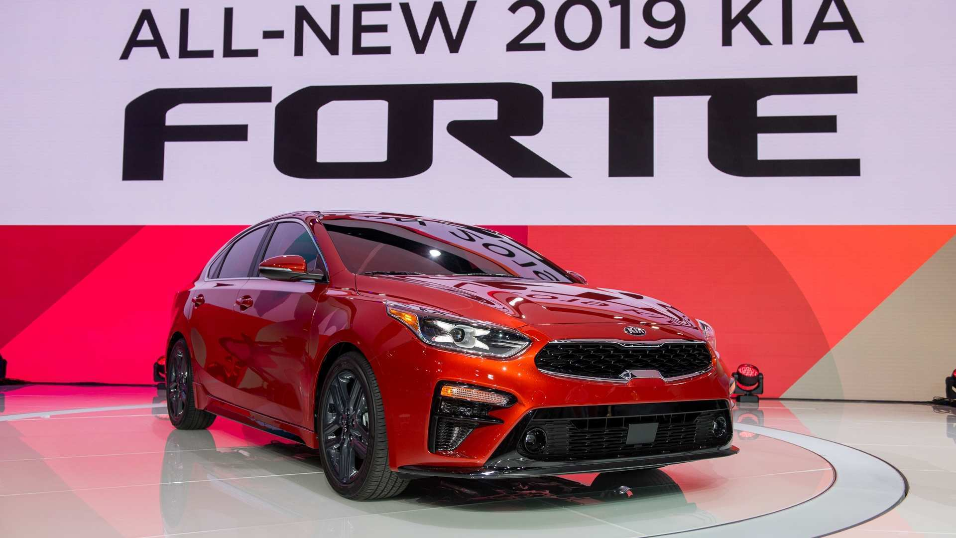 54 The Best 2019 Kia Forte5 Hatchback Exterior